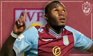 Christian Benteke Aston Villa Graphic - Ultra UTD