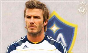 David Beckham LA Galaxy MLS - Ultra UTD
