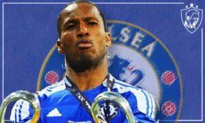 Didier Drogba Big Game UCL Chelsea - Ultra UTD