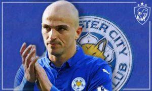 Esteban Cambiasso at Leicester City