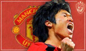 Park Ji-Sung at Manchester United - Ultra UTD