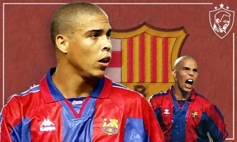 Ronaldo at Barcelona - Ultra UTD
