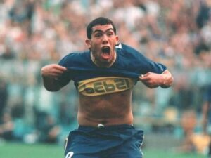 Carlos Tevez article on Ultra United