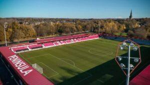 Salford City Stadium article on Ultra United