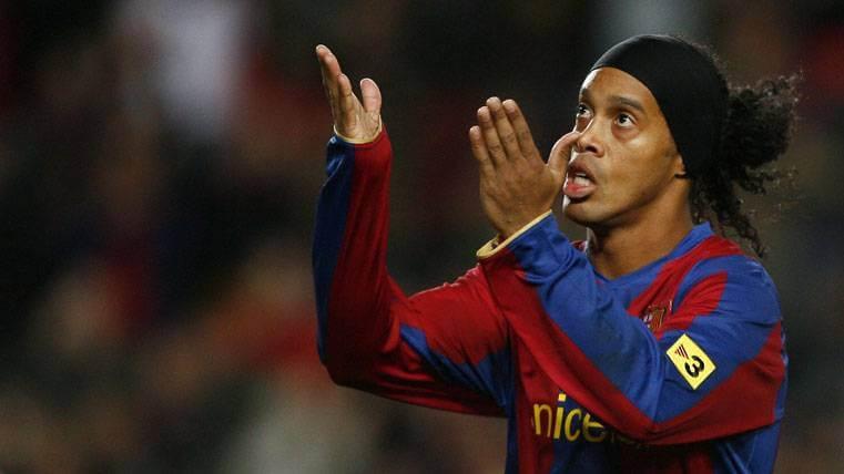 Ronaldinho article for Ultra Utd