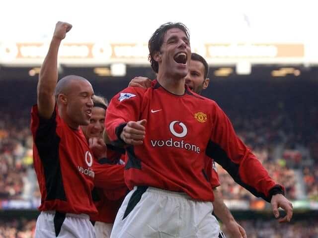 Ruud van Nistelrooy article for Ultra United