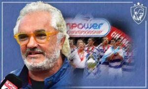 Flavio Briatore Owner of QPR Four Year Plan - Ultra UTD