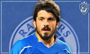 Gennaro Gattuso at Rangers - Ultra UTD