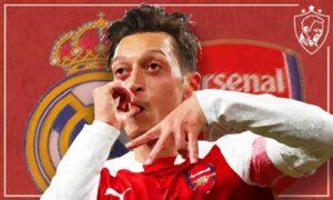 Mesut Ozil at Arsenal - Ultra UTD