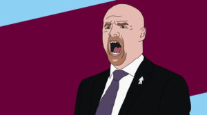 Sean Dyche article for Ultra UTD