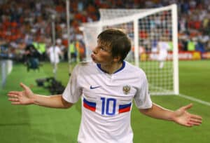 Russia at Euro 2008