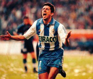 Roy Makaay at Deportivo