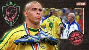 Ronaldo World Cup 1998