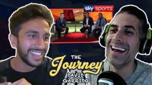 Football Media Interview