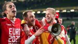 Denmark at Euro 2021