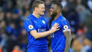 The Foxes - Morgan and Huth