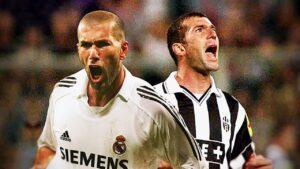 Zinedine Zidane Player