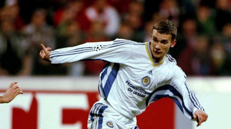 Andriy Shevchenko at West Ham