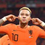 Memphis Depay Holland Euro 2021