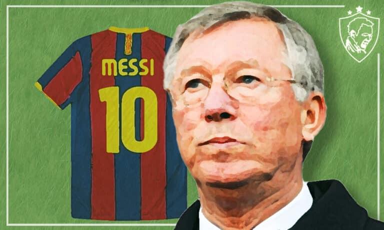 Sir Alex Ferguson on Lionel Messi