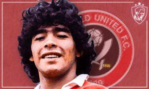 Diego Maradona to Sheffield United - Ultra UTD