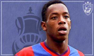 Ian Wright in FA Cup with Crystal Palace - Ultra UTD