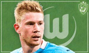 Kevin De Bruyne at Wolfsburg - Ultra UTD
