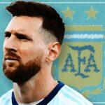 Lionel Messi Copa America - Ultra UTD