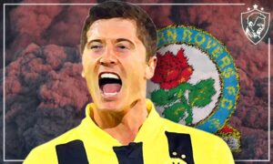 Robert Lewandowski to Blackburn Rovers - Ultra UTD