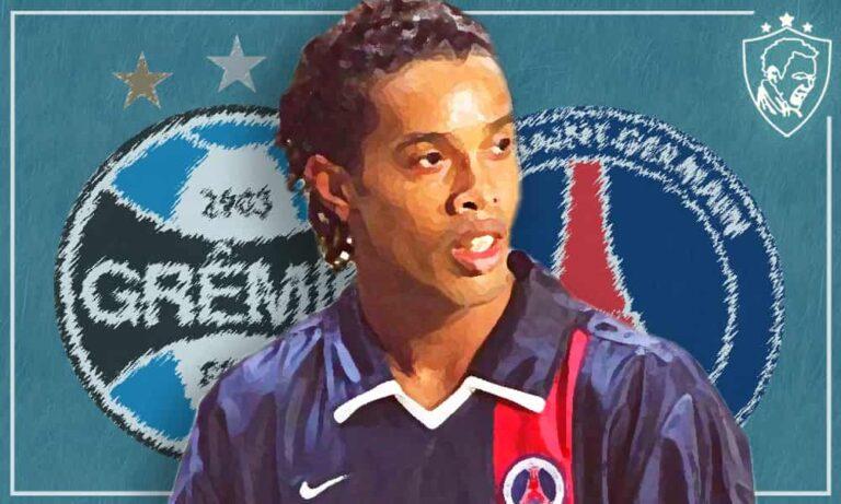 Ronaldinho at PSG - Ultra UTD