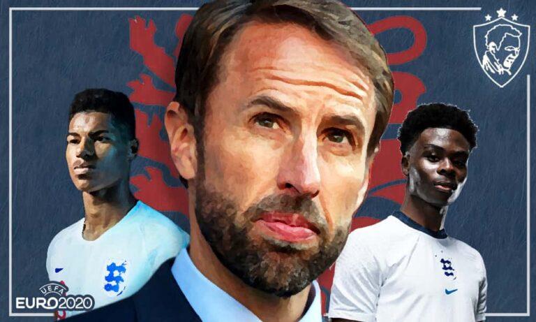 England Fans at Euro 2020 - Ultra UTD