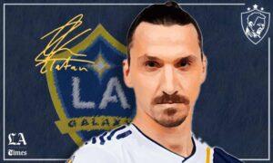 Zlatan Ibrahimovic at LA Galaxy - Ultra UTD
