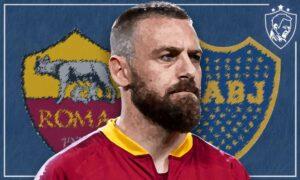 Daniele De Rossi to Boca Juniors - Ultra UTD
