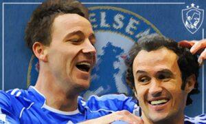 John Terry and Ricardo Carvalho at Chelsea - Ultra UTD