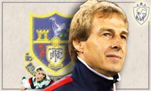 Jurgen Klinsmann at Spurs - Ultra UTD