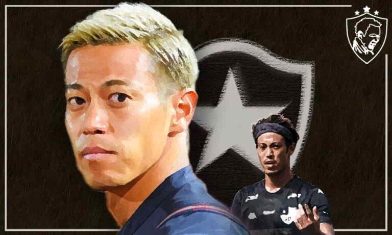 Keisuke Honda Botafogo Contract - Ultra UTD