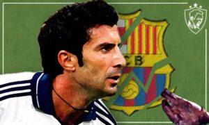 Luis Figo Camp Nou Return - Ultra UTD