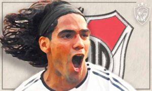 Radamel Falcao at River Plate - Ultra UTD