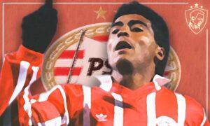 Romario at PSV Eindhoven - Ultra UTD