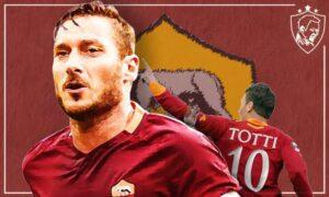 Francesco Totti AS Roma Legend - Ultra UTD