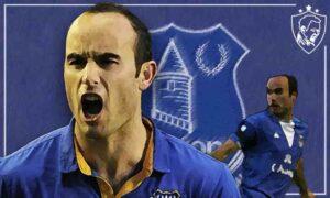 Landon Donovan at Everton - Ultra UTD