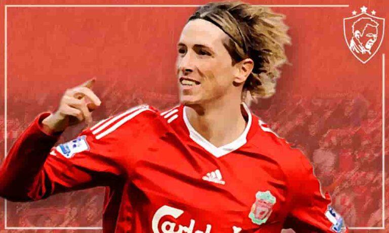 Fernando Torres at Liverpool - Ultra UTD