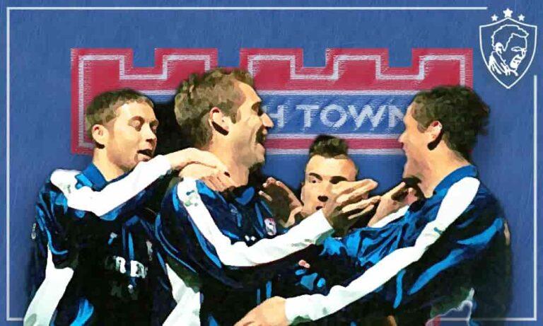 Ipswich Town in 2000/01 Premier League - Ultra UTD