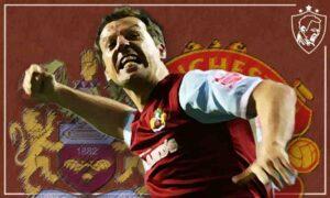 Robbie Blake Burnley Man United Goal - Ultra UTD