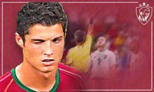 Ronaldo Wink Rooney Euro 2004 - Ultra UTD