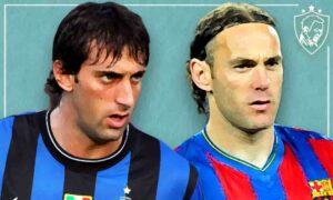 The Milito Brothers - Gabriel Milito and Diego Milito - Ultra UTD